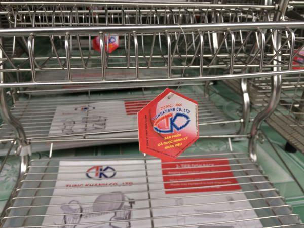 Tem giấy logo Tùng Khánh