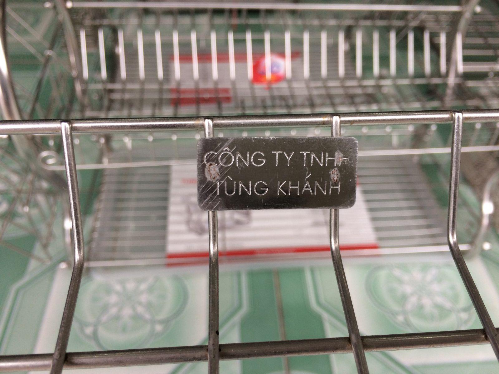 Tem Inox Tùng Khánh